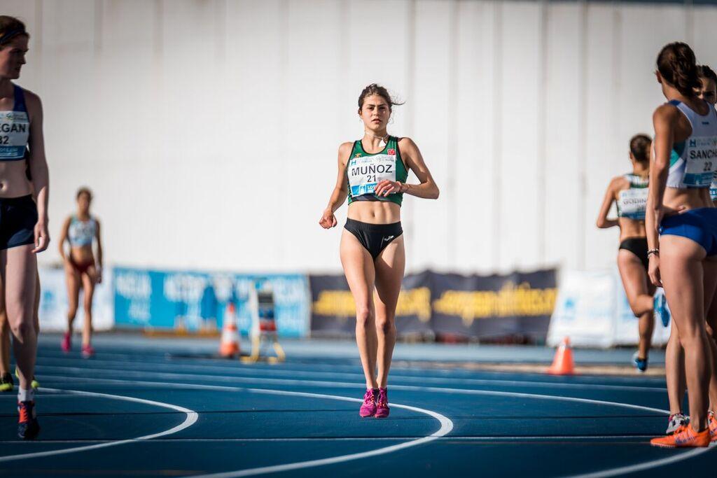 Águeda Muñoz Marqués al Mundial de Atletismo con la Selección Española