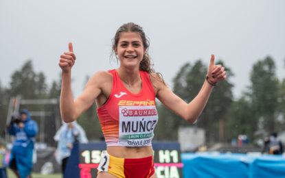 Águeda Muñoz Marqués despide la temporada 2018-2019 en Pista Cubierta con Marca Personal en 3.000 m.l.