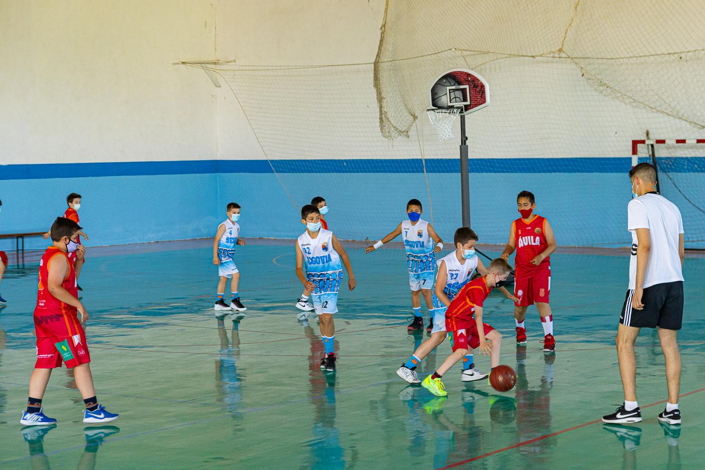 Segovia sede de la Fase previa de selecciones minibasket PRD 2010 Caja Rural