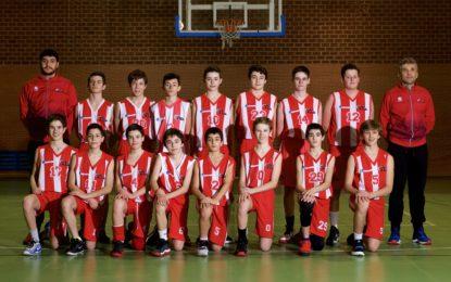 El CD BASE organiza la Final A 4 infantil masculina de la 2ª división de Castilla y León