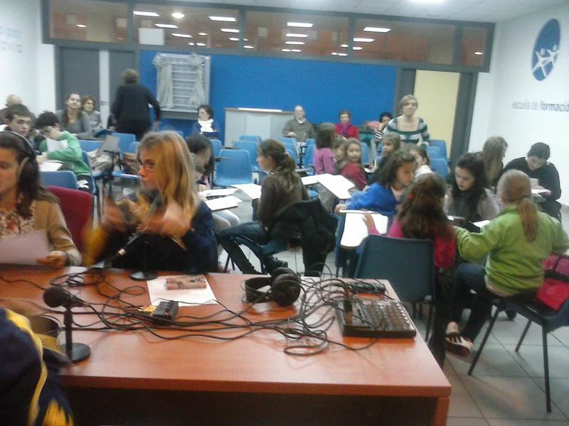 ¡La Radio del Imd Segovia recibe al Club de Natación Imd Ciudad de Segovia!