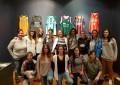 """El Club Polideportivo """"Unami"""" visita el Museo """"Leyendas del Deporte"""""""