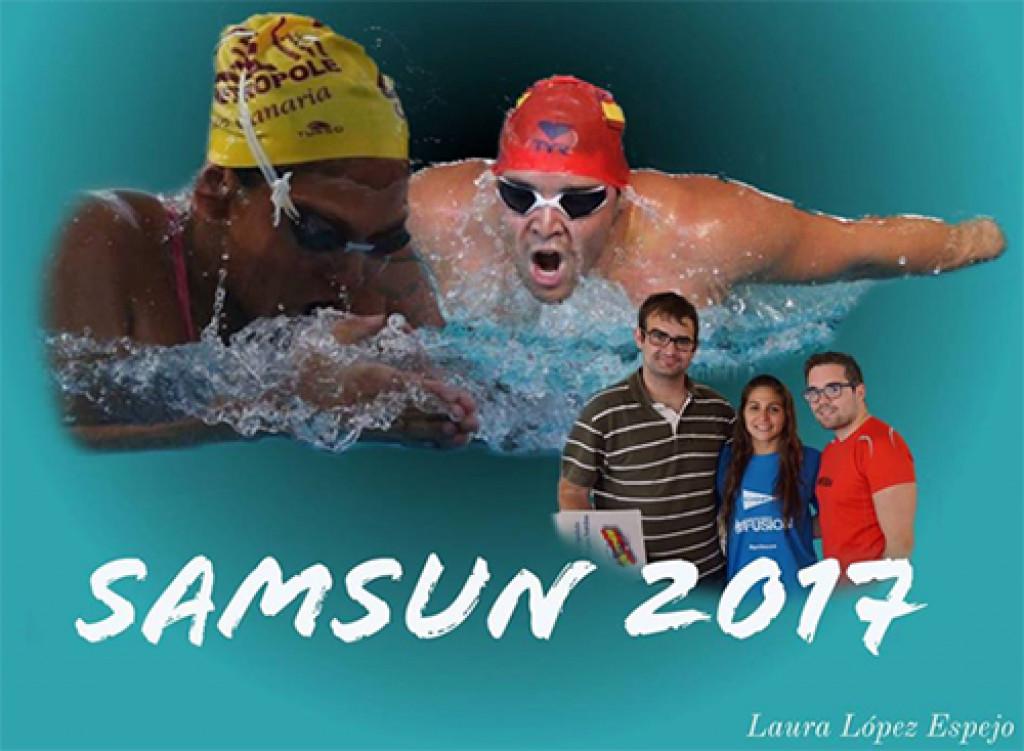 El nadador Segoviano, Alvaro de Frutos de Pablos, participará en los Juegos Sordolímpicos