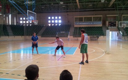 Convocado el curso de entrenador de Baloncesto en Segovia