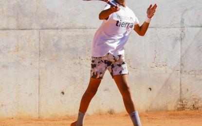 Espacio Tierra acoge a los mejores tenistas nacionales en el Tik Warriors