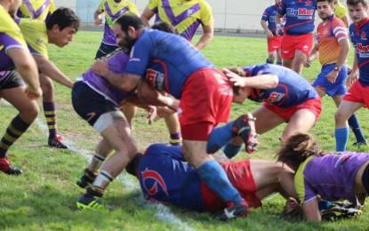 El Bigmat Tabanera Lobos no pudo con la superioridad del Rugby Torrejón