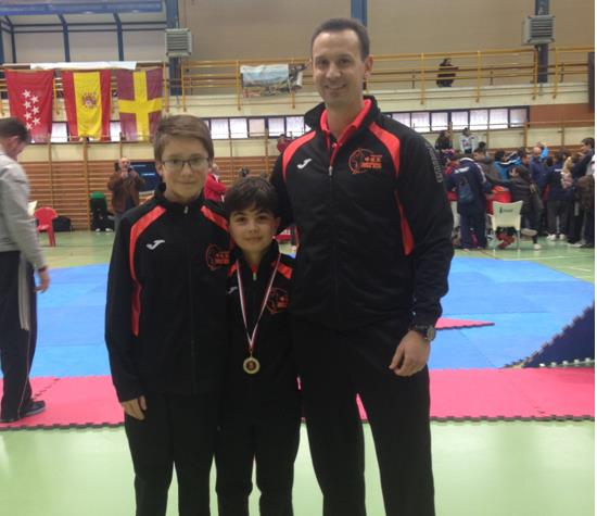 El Club RM-Sport&TKD Zona Sur consigue una plata en el Open de Madrid