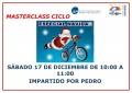 """Piscina Climatizada """"José Carlos Casado"""": Master-Ciclo Especial Navidad"""