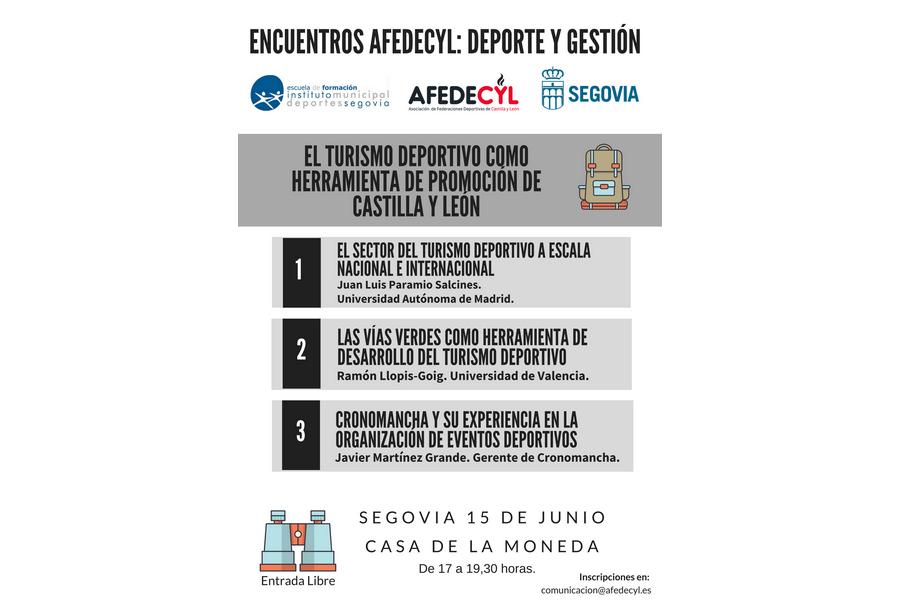 El Turismo Deportivo como Herramienta de promoción en Castilla y León
