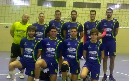 Contundente victoria del Club Deportivo Segovoley