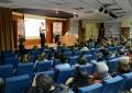 Juan Antonio Corbalán en la Semana de la Familia en el Colegio Claret