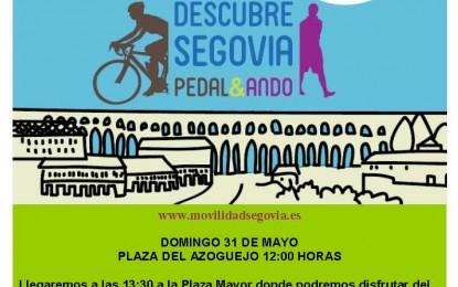 Una marcha en bici para disfrutar del Fin de Semana y de la ciudad