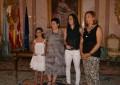 Homenaje a las deportistas Sara Gómez y Ángela Rodríguez