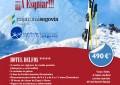 En marcha la nueva Campaña de Esquí Alpino 2017