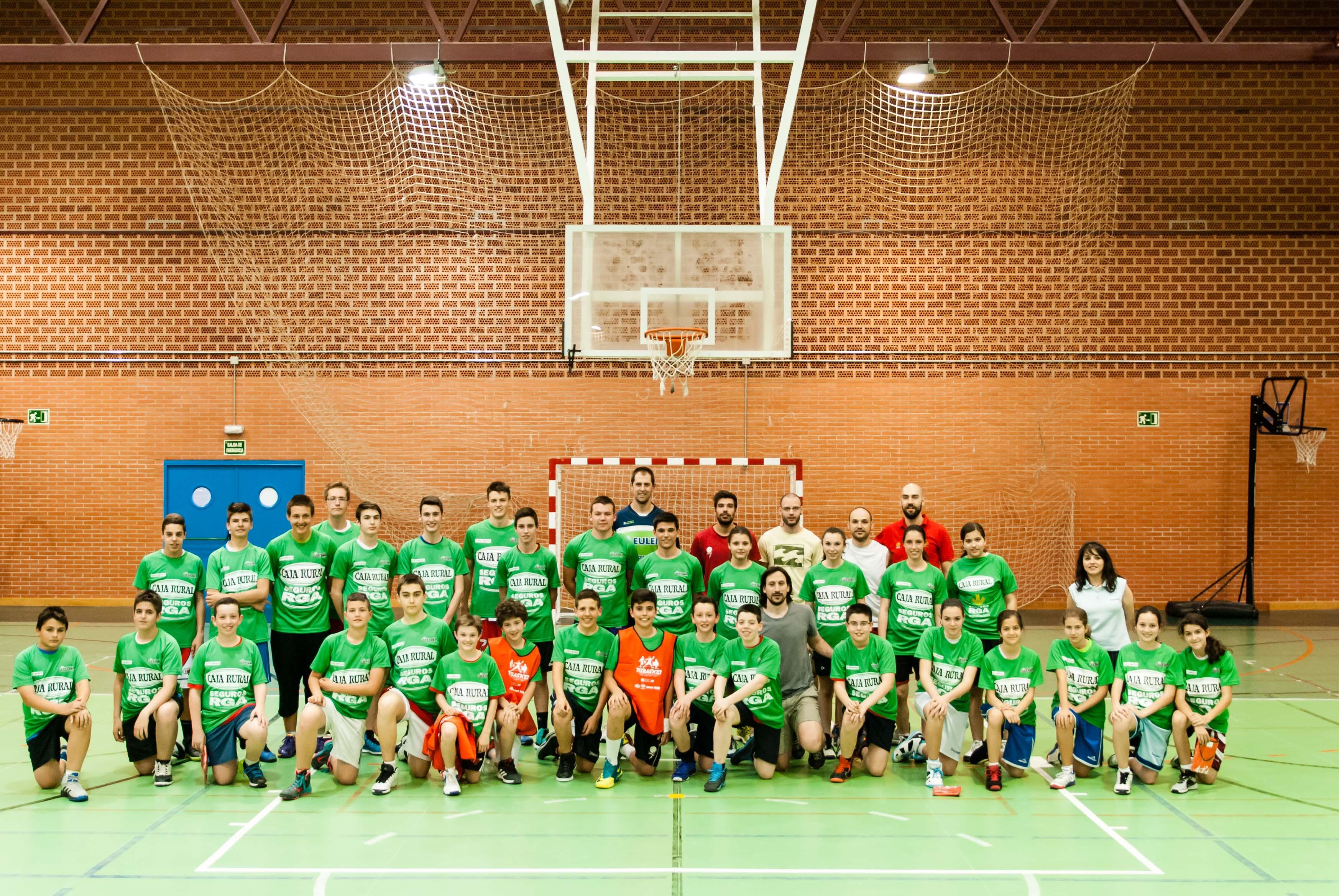 Arranca el Centro de Tecnificación de Baloncesto de Segovia