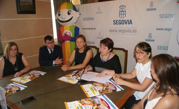 La batalla de Color llega a Segovia: Color Tour 2017