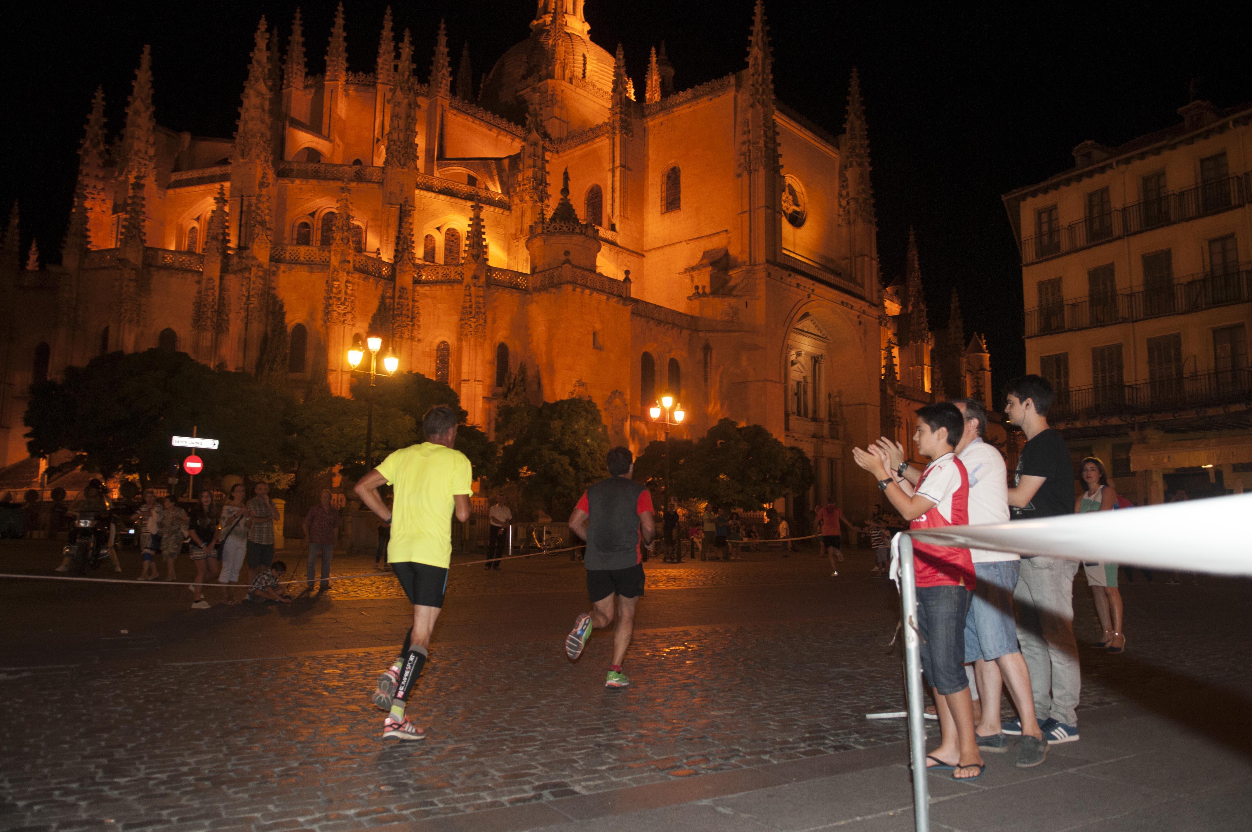 La Carrera Nocturna más espectacular regresa a Segovia en septiembre