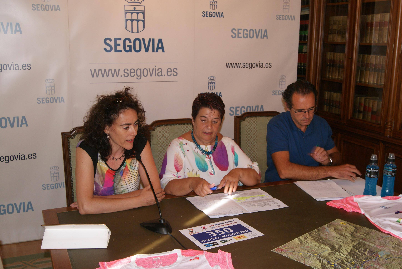 VIII edición de la Marcha-Segovia por las Vías Pecuarias del Camino de Santiago