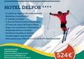 El Instituto Municipal de Deportes lanza la Campaña de Esquí Alpino 2018