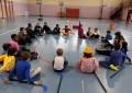 El Unihockey fue la actividad estrella de los encuentros del Deporte Escolar