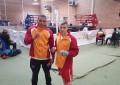 Los púgiles, Ismael Pascual y Elian Guerrero, participaron en el I Torneo de Boxeo Olímpico con carácter Internacional