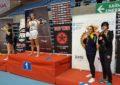 "Kick Boxing F.E.K.: Marta González con la  Selección Española a la  Copa del Mundo ""Best Fighter"""