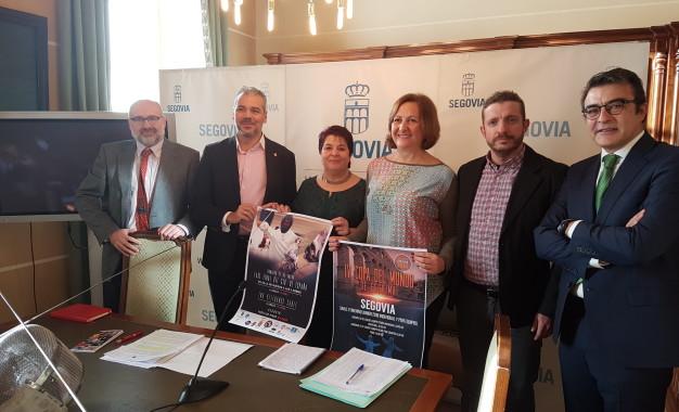 """IV Edición de la competición Internacional de Esgrima """"Ciudad de Segovia"""""""