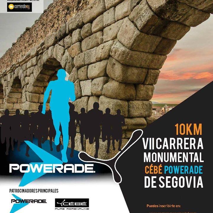 """La Carrera Monumental """"Ciudad de Segovia"""" alcanza la VII Edición"""