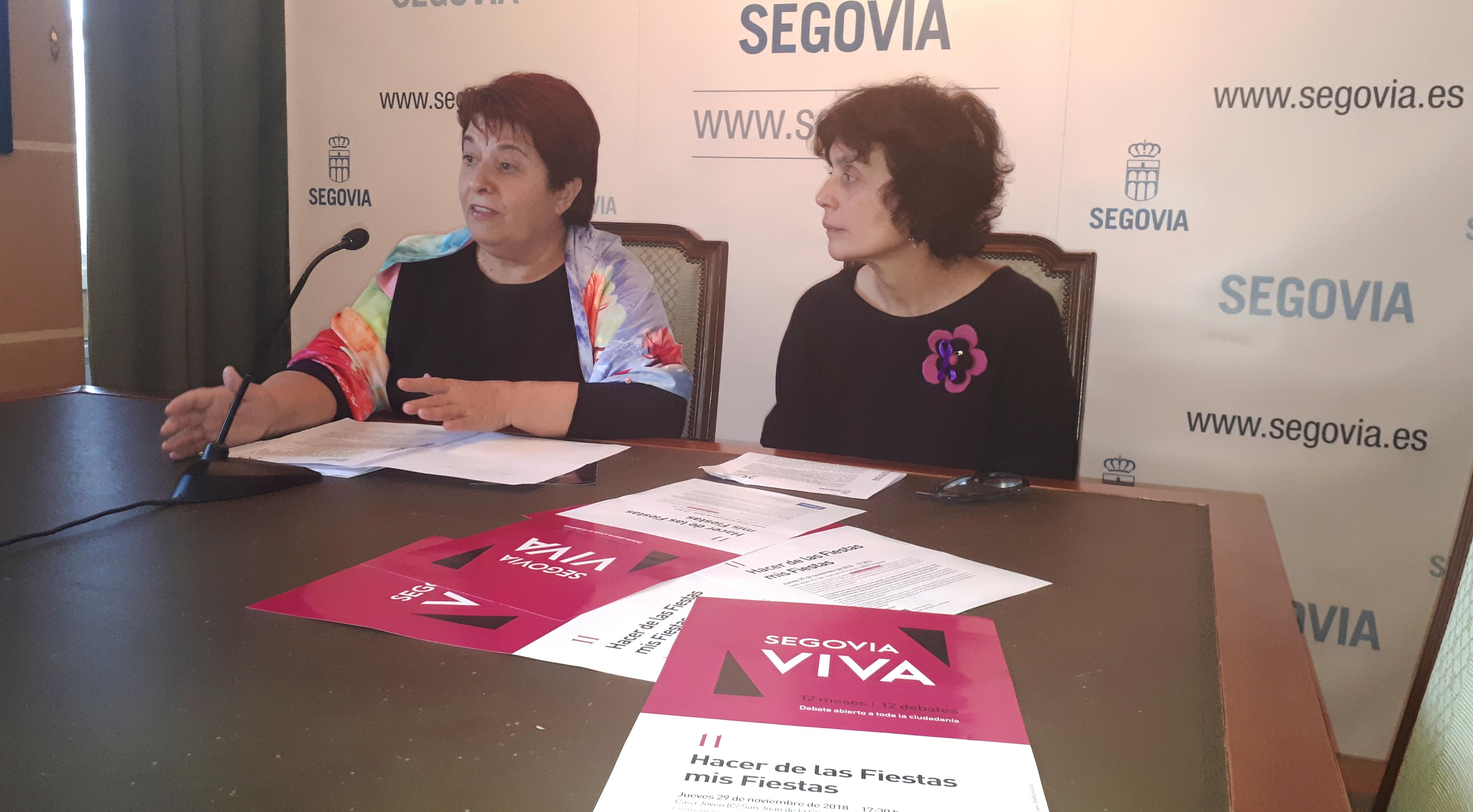 Un SegoviaViva preguntará a los ciudadanos por propuestas para aumentar la participación en las Ferias y Fiestas de Segovia