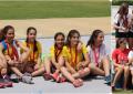 Plata, Bronce y nueva mínima nacional de las chicas cadetes e infantiles del Sporting Segovia en el Regional Escolar