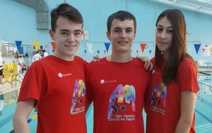 Paula Gómez y Segis Álvarez seleccionados para participar en el Campeonato de España de natación en Oviedo