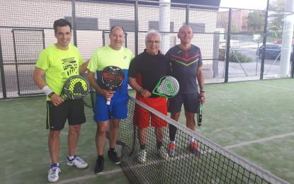 """Ángel Fresneda y Javier Benito se llevan el IV Trofeo Municipal """"Santa Rita 2018″"""