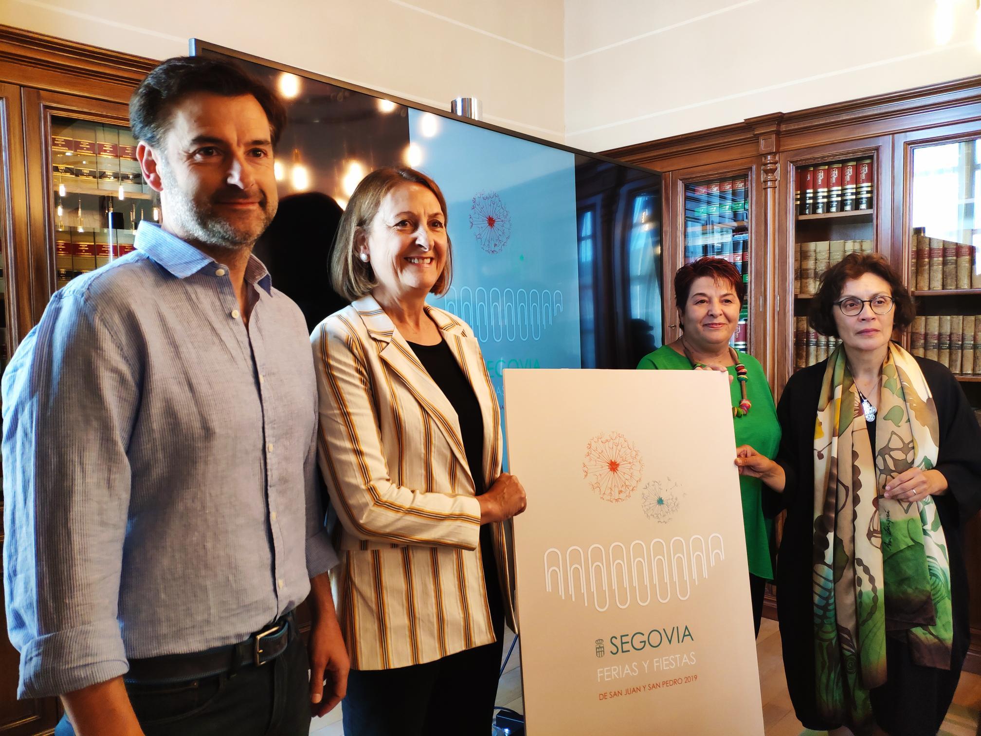 Segovia se prepara para vivir las fiestas de San Juan y San Pedro 2019