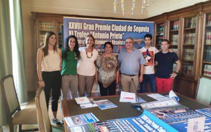 """XXVIII Gran Premio """"Ciudad de Segovia"""" y XI Trofeo """"Antonio Prieto"""""""