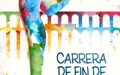 Rubén Alejandro Lucas García gana el concurso para ilustrar el cartel de la Carrera fin de Año 2019