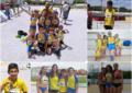 15 medallas para el CD Sporting Segovia en Campeonatos Autonómicos Individuales y de Relevos de Clubes