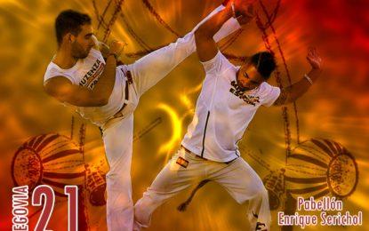 Segovia acoge la primera Copa de España de Capoeira