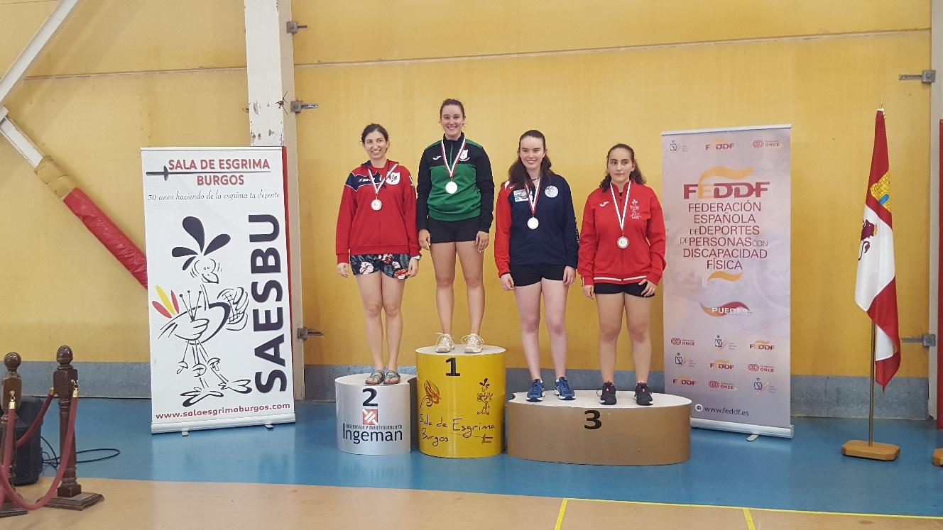 Club de Esgrima Segovia: Crónica del Fin de Semana