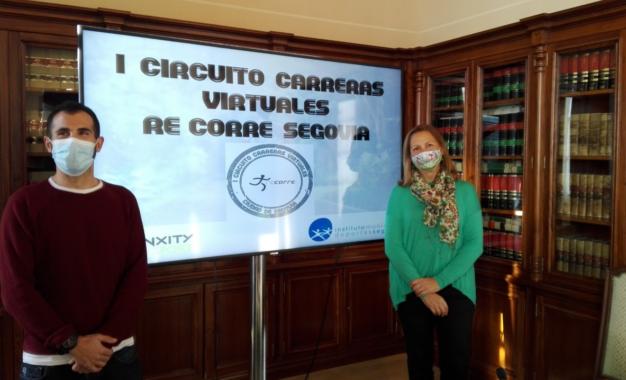 Circuito de Carreras virtuales Re-Corre Segovia, una alternativa a las carreras populares