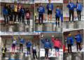 El Sporting Segovia triunfó en el Cross Escolar de Cuéllar