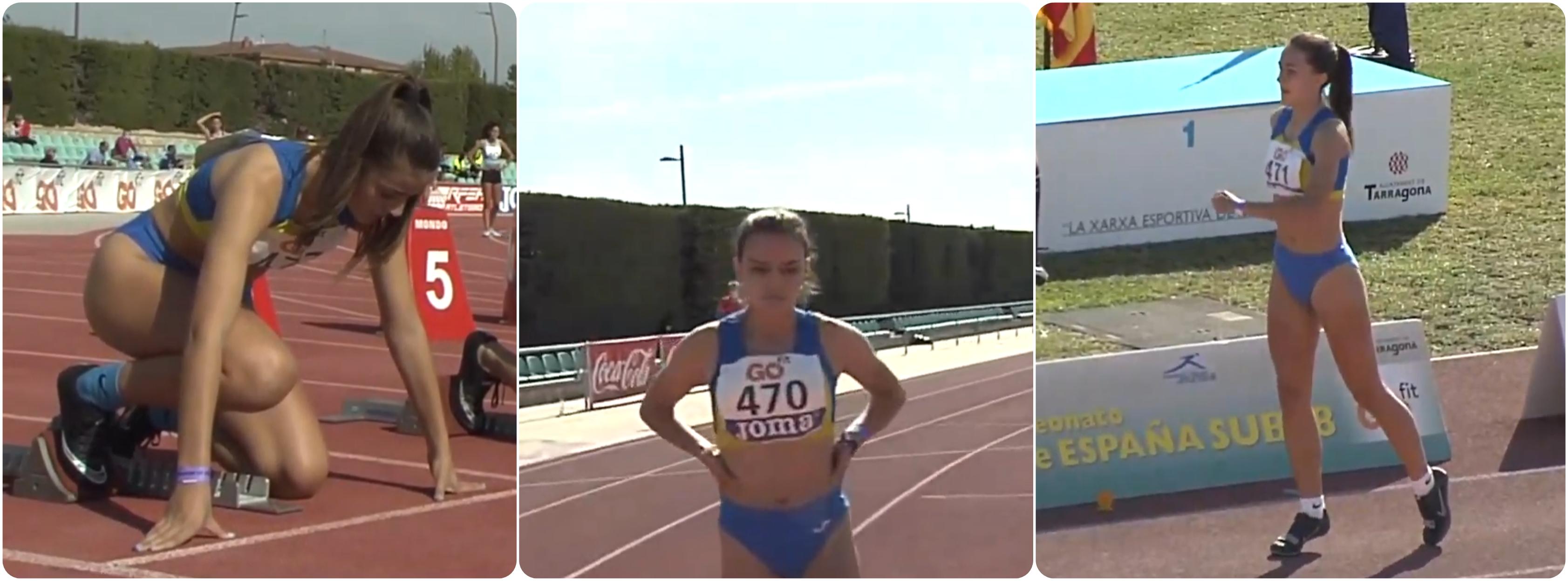 Sofía Martin y Elisa Vaquerizo entre las ocho primeras del Campeonato de España Sub-18