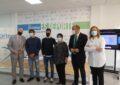 Apoyo institucional a los deportistas segovianos olímpicos, Javier Guerra y David Llorente