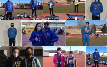 Gran éxito del Sporting Segovia en los Trofeos de Reyes