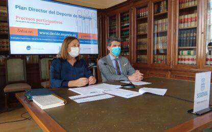 Encuestas de participación Plan Director del Deporte de Segovia 2022-2030