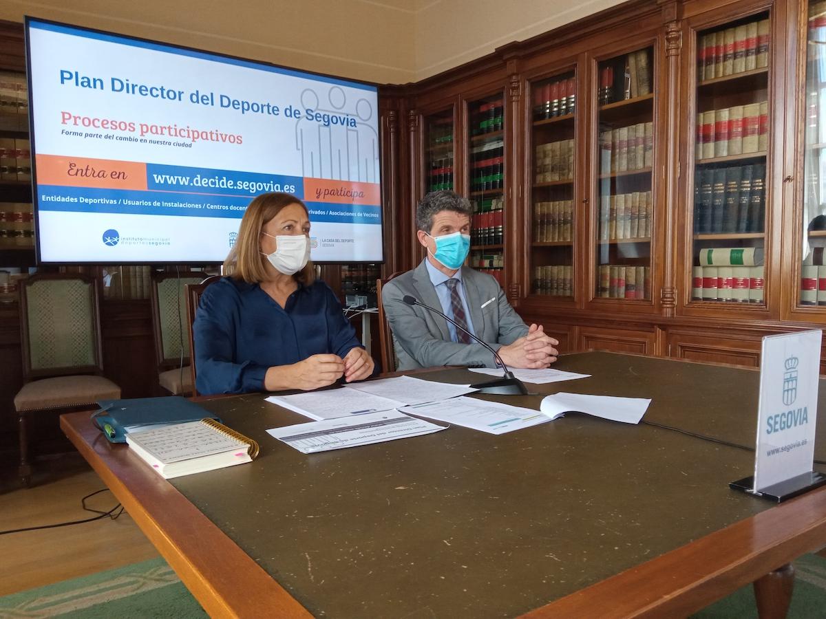 El Ayuntamiento inicia el proceso participativo para elaborar su Plan Director de Deportes 2022-2030