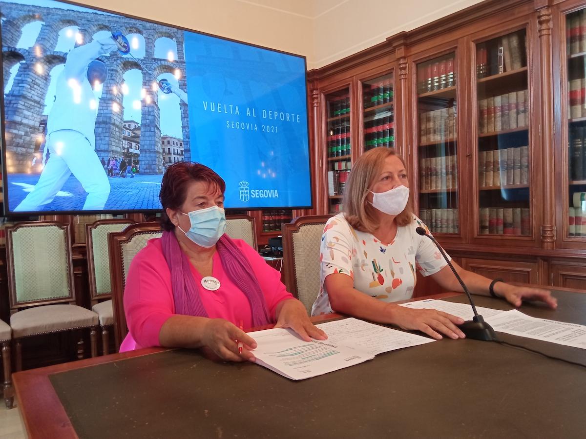 El IMD organiza Vuelta al deporte-Segovia 2021, una jornada para la promoción de las entidades y clubes deportivos