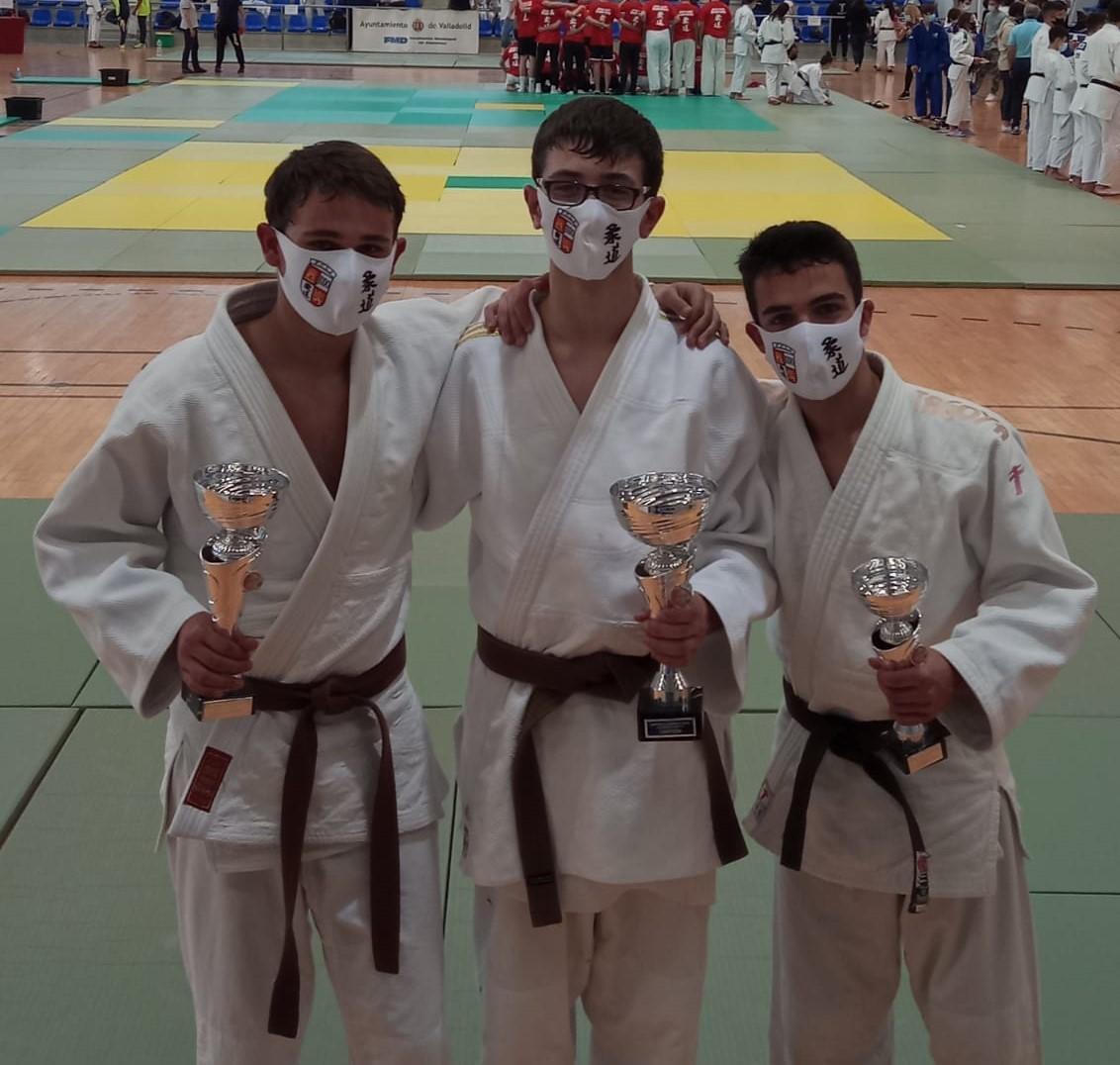 Club Judo Yoshi: Campeonato Autonómico Cadete de Judo
