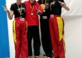 Kickboxing: 4 platas en el Campeonato Regional