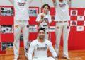 Gran actuación del Grupo de Capoeira Muzenza Segovia en Portugal