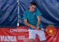 El tenista segoviano, Nicolás Herrero, campeón en la XXII Copa Plata de Madrid